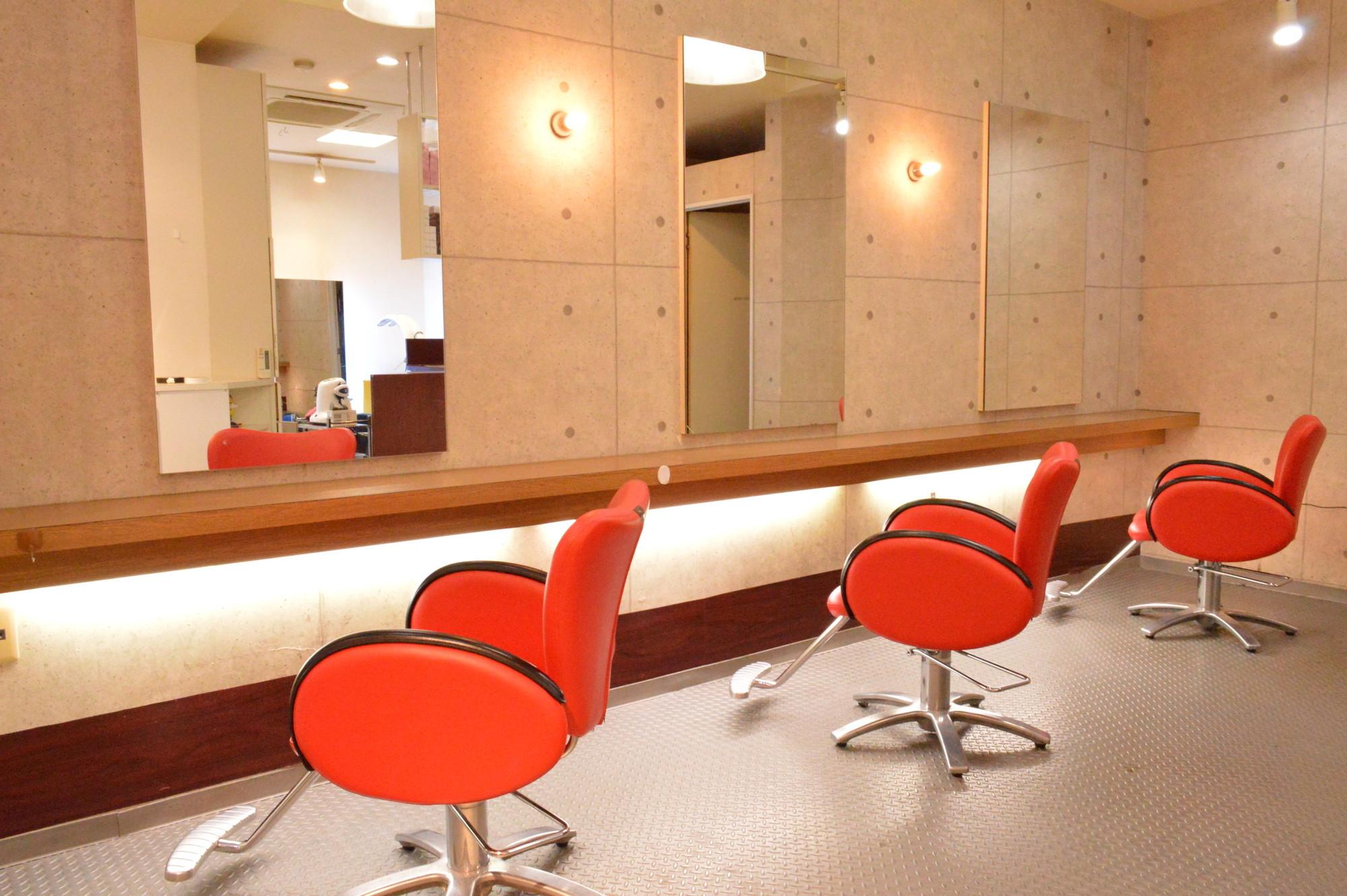 センター南 美容室 Hair Studio R(ヘアースタジオ アール)